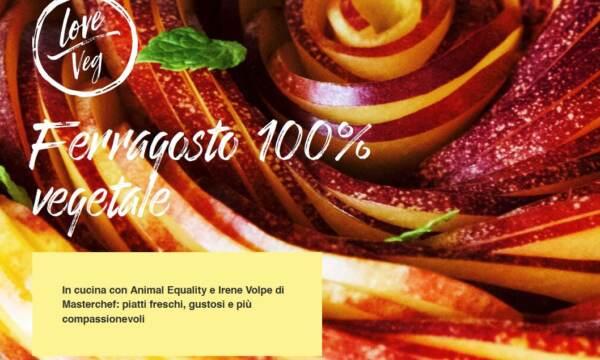 Il menu veg per Ferragosto della finalista di Masterchef 2020 con Animal Equality