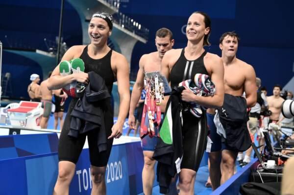 Tokyo 2020, Day 6 - Le gare di nuoto