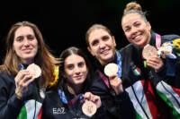 Tokyo 2020, Day 6 - Italia vince il bronzo nel fioretto femminile