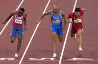 Tokyo 2020, Marcell Lamont Jacobs in finale nei 100 metri con il nuovo record europeo di 9''84