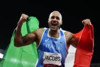 Tokyo 2020, Marcell Lamont Jacobs vince l'oro nei 100 metri con il nuovo record europeo di 9''80