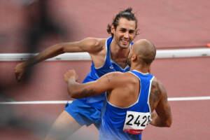 Tokyo 2020, Gianmarco Tamberi vince l'oro nel salto in alto maschile