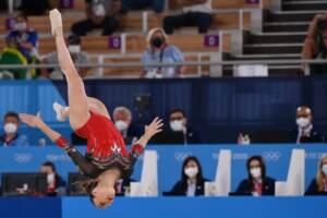 Tokyo 2020, Day 10 - Ginnastica Corpo Libero: Vanessa Ferrari medaglia d'argento