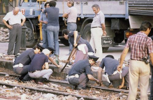 2 Agosto 1980, 41esimo anniversario della strage di Bologna – FOTOGALLERY