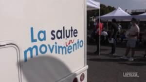 Nel Lazio gli hacker non fermano i camper per le vaccinazioni