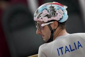 Tokyo 2020, Ciclismo su pista: bronzo per Viviani nell'Omnium