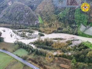 Alluvione nel Cunese le immagini della Valle Gesso