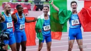 Tokyo 2020, pioggia di medaglie d'oro per l'Italia