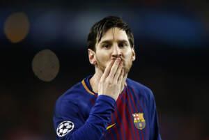 FC Barcellona, addio ufficiale di Lionel Messi