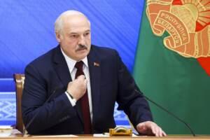 """Bielorussia, Lukashenko: """"Lascerò la presidenza molto presto"""""""