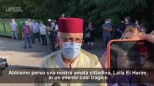 """Modenese, ai funerali di Laila El Harim si chiede giustizia: """"Sul lavoro deve esserci sicurezza"""""""
