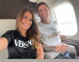 Messi in partenza verso Parigi