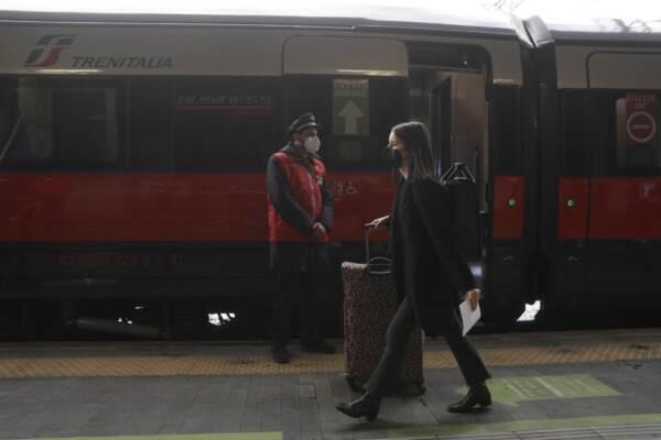 Treno Covid free al via oggi sulla Roma-Milano