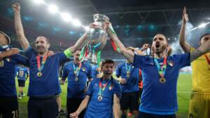 Calcio, effetto Euro 2020: Italia risale dopo 8 anni al quinto posto ranking Fifa
