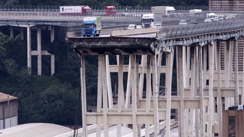 Ponte Morandi, Genova ricorda la tragedia tre anni dopo