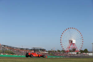 Formula 1, annullato il Gran Premio del Giappone