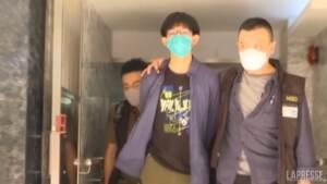 Hong Kong: arrestati 4 membri del sindacato studenti dell'università
