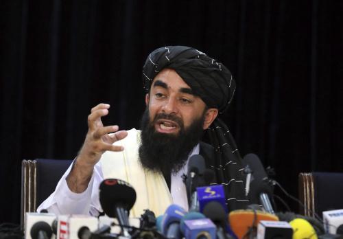 "Afghanistan, i talebani: ""Completamente conquistato il Panshir"""