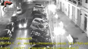 Bari, sparatoria in pieno centro a Triggiano: 3 arresti