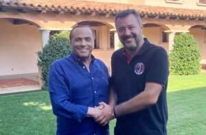 Incontro Salvini-Berlusconi: stabilito calendario per la federazione di centrodestra