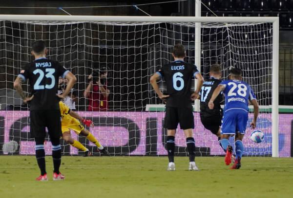 Serie A, Lazio supera Empoli in rimonta. Atalanta ok, Toro beffato al 93'
