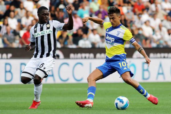 Udinese vs Juventus - Serie A TIM 2021/2022