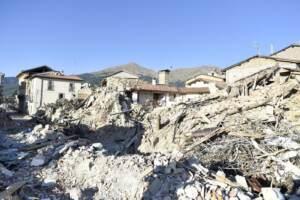 Terremoto, le celebrazioni 5 anni dopo Amatrice: domani messa con Draghi