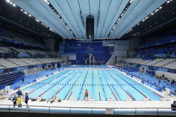 Paralimpiadi: arriva la prima medaglia italiana, Bettella bronzo nel nuoto