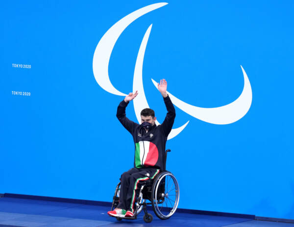 Tokyo 2020 Paralympic Games - Day One