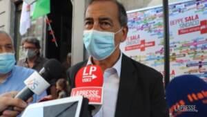 """Milano, Sala: """"Pronto a confronto con tutti i candidati"""""""
