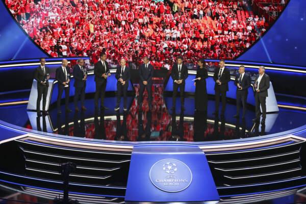 Champions League, ecco i gironi: Liverpool e Atletico per il Milan. L'Inter pesca il Real