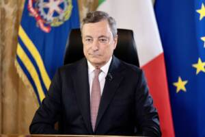 """G20 donne, Draghi: """"Difendere i diritti delle donne ovunque nel mondo"""""""