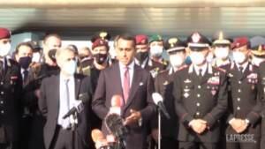 """Afghanistan, Di Maio: """"Imperativo non abbandonare il popolo afghano"""""""