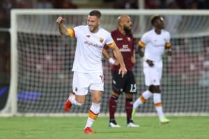 Salernitana vs Roma - Serie A TIM 2021/2022