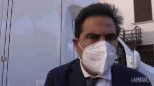 """Lazio, D'Amato: """"Operatori sanitari No Vax? Sono il 2-3%"""""""