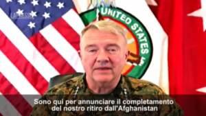 """Gli Usa lasciano Kabul, McKenzie: """"Finita la nostra missione militare in Afghanistan"""""""