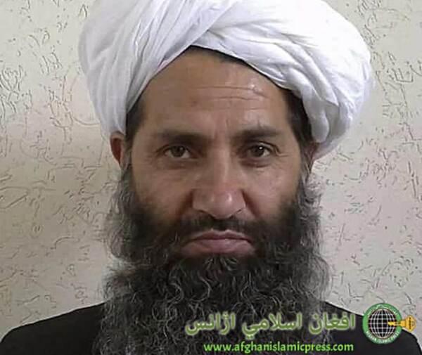 Afghanistan, chi è Hibatullah Akhundzada