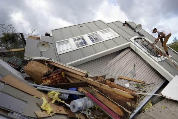 Uragano Ida, si contano i danni i giorni dopo il passaggio