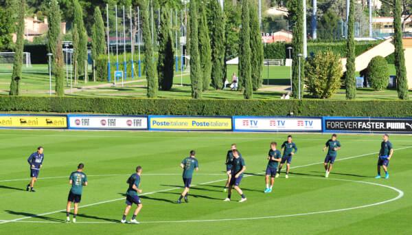 """Nazionale riparte da Firenze, Mancini: """"No distrazioni, giocare bene resta obiettivo"""""""