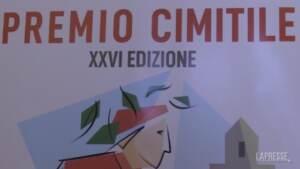 Napoli, XXVI edizione Premio Cimitile dedicata a Dante Alighieri