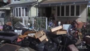Uragano Ida, la devastazione per le strade del Queens