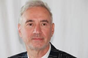 Roland Emmerich Portrait Session