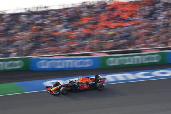F1, Gran Premio d'Olanda 2021: le prove libere del venerdì al Zandvoort