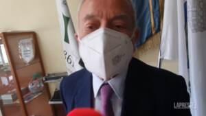 """Terremoto, Gianni Letta: """"Se fossi ancora sottosegretario verrei qui tutte le settimane per sistemare le cose"""""""