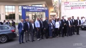 Roma, Michetti presenta i candidati del Centrodestra alla presidenza dei XV Municipi