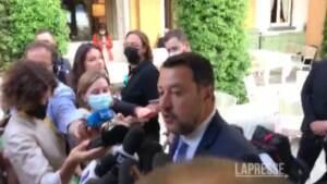"""Mps, Salvini: """"Diventi terzo polo con banche del territorio"""""""