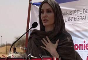 Burkina Faso Angelina Jolie