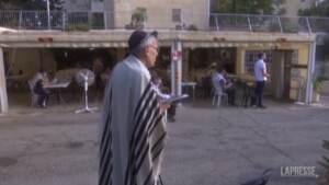 Israele celebra il Capodanno ebraico