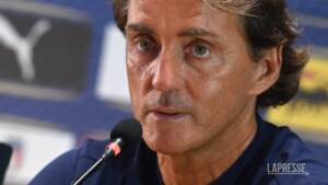 """Italia, Mancini: """"Contro la Lituania dobbiamo vincere"""""""