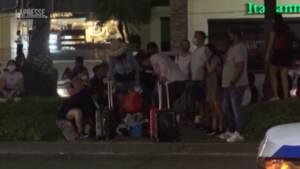 Terremoto Messico, la paura dei turisti ad Acapulco
